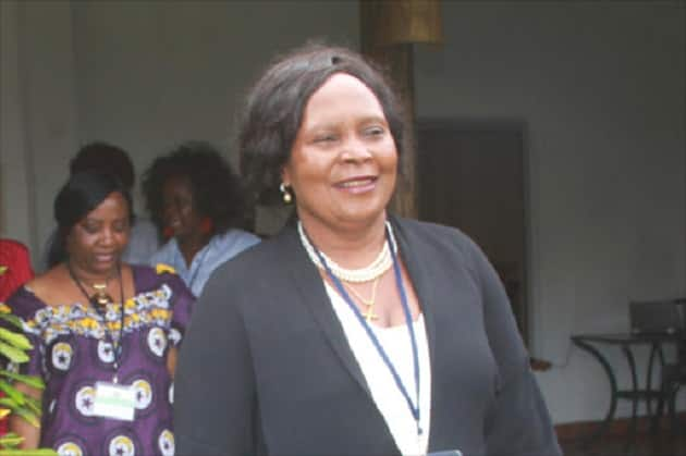 Retired president Mwai Kibaki's rumoured wife Mary Wambui appointed NEA chairperson ▷ Kenya News