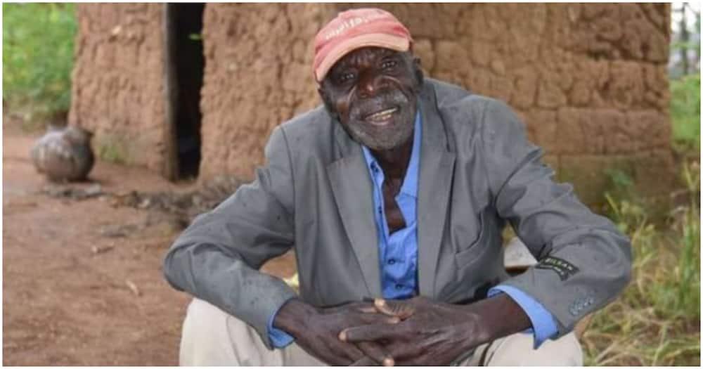 Mzee arejea nyumbani miaka 46 baada ya kuingia mitini