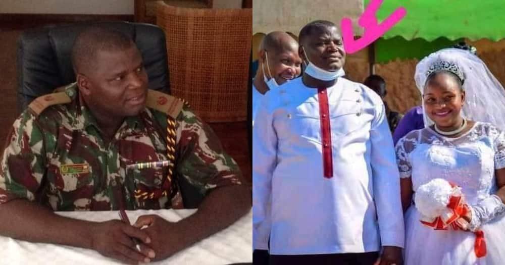 OCPD wa Lamu Aangamizwa na COVID-19 Wiki Chache Baada ya Kufanya Harusi