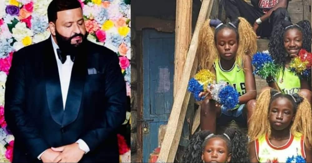 """Dj Khaled Impressed by Huruma Town Kids' Remake of His Video: """"Big up Young World"""""""