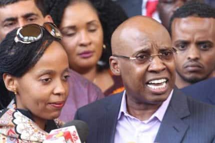 Jimmy Wanjigi sasa ataka Daily Nation kumlipa 100M kuhusiana na tangazo feki la kifo chake