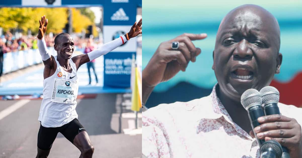 Jakoyo Midiwo pleads with KRA not to touch Eliud Kipchoge's millions