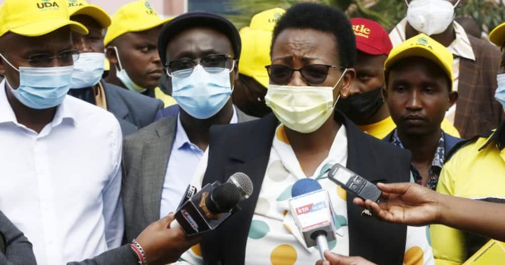 Tiketi ya UDA si ya Ruto Kwenye Kivumbi cha 2022, Maina Asema