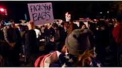 Uchaguzi Marekani: Waandamanaji wazua wasiwasi kupiga kambi karibu na Ikulu ya White House