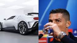 Cristiano Ronaldo Splashes KSh 128 Million on Luxurious Limited Edition Bugatti