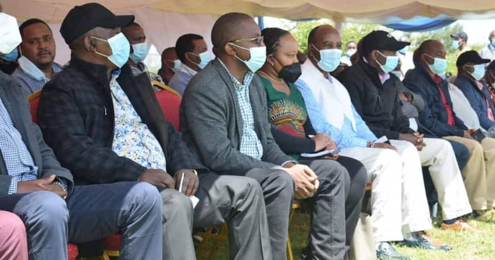 Magavana wa Mt Kenya Wakutana Nyeri Kujadili Siasa Bila Uhuru