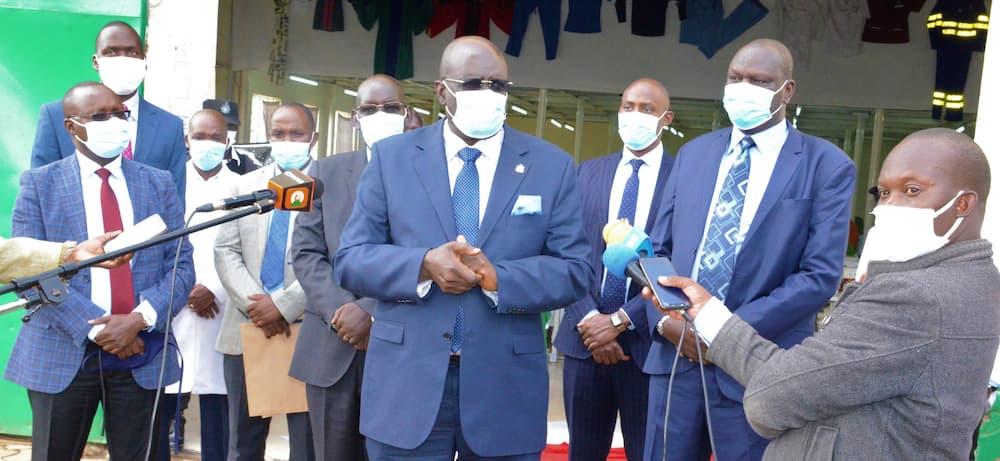 Magoha: Wanafunzi wako salama shuleni kuliko nyumbani