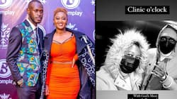 King Kaka Thanks Wife Nana Owiti for Staying by His Side when He Was Bedridden