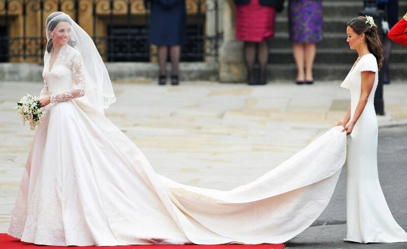 most luxurious wedding dresses