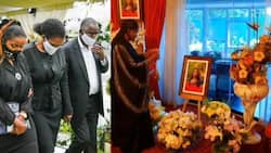 Anerlisa Muigai's Family Create Lovely Shrine for Late Daughter Tecra as They Mark Death Anniversary