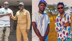 """Khaligraph Hits Back at King Kaka, Octopizzo after They Criticised His Meeting With Ruto: """"Machoss Tu"""""""