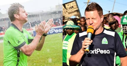 High flying Gor Mahia coach dumps K'Ogalo after historic UK tour