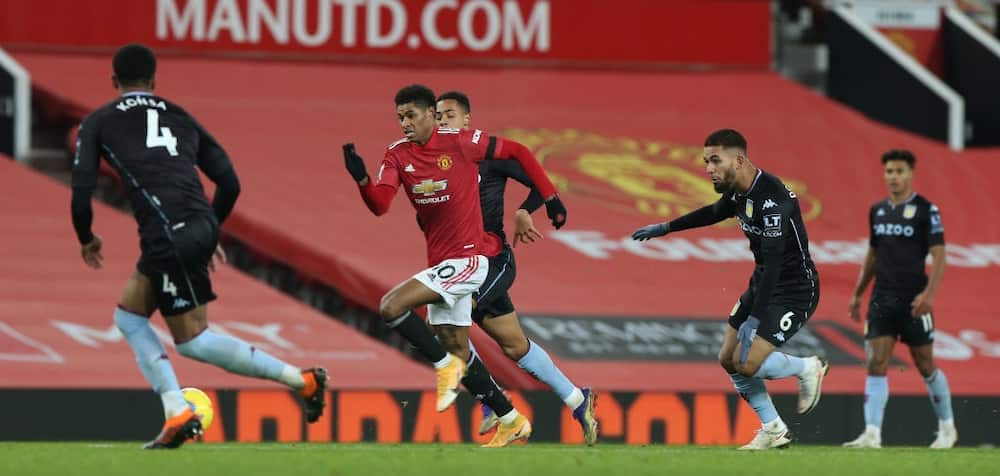 Marcus Rashford beats Kylian Mbappe to become most valuable player of 2021