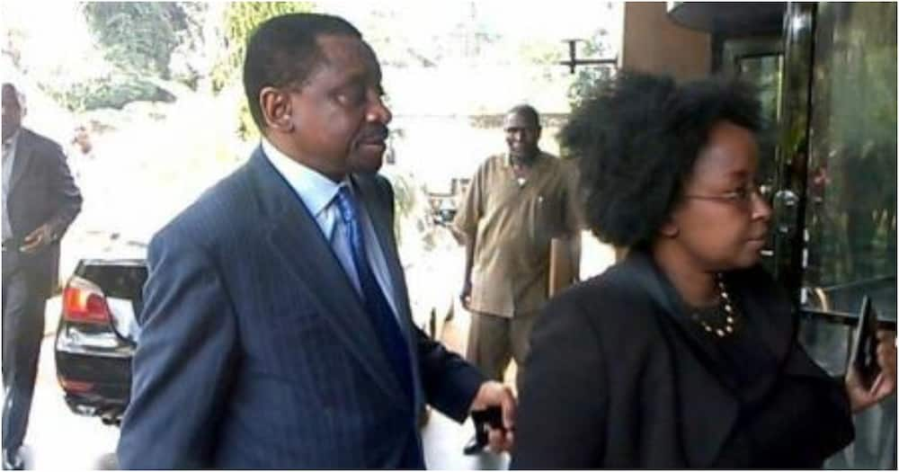 James Orengo's wife Betty Murungi appointed professor of practice at SOAS University of London