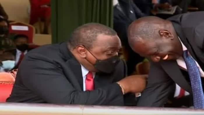 Ruto Apiga Abautani, Sasa Asema Uhuru Amefanya Maendeleo Makubwa Nchini