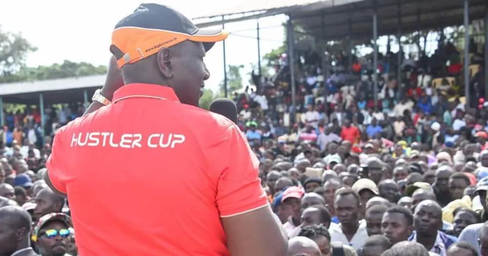 William Ruto kushirikishwa kwenye kibao kipya cha Mboka ni Mboka