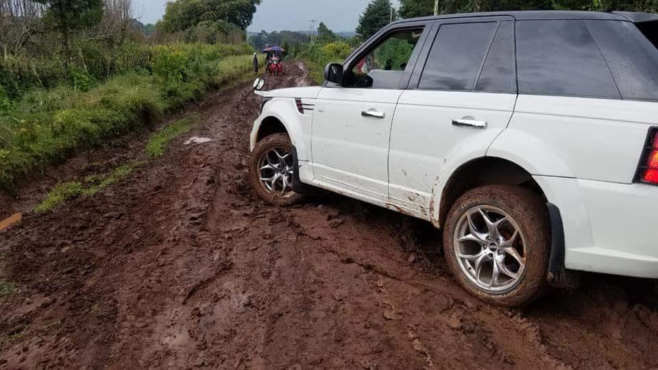 Gari la pasta JJ Gitahi lasisimua kijiji kaunti ya Nyandarua