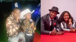 Samidoh's Wife Edday Shares Cute Video of Him, Son Performing Together