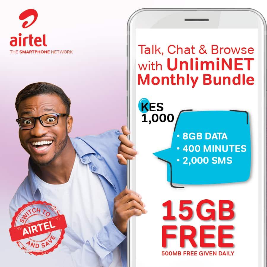 Airtel data bundles offers