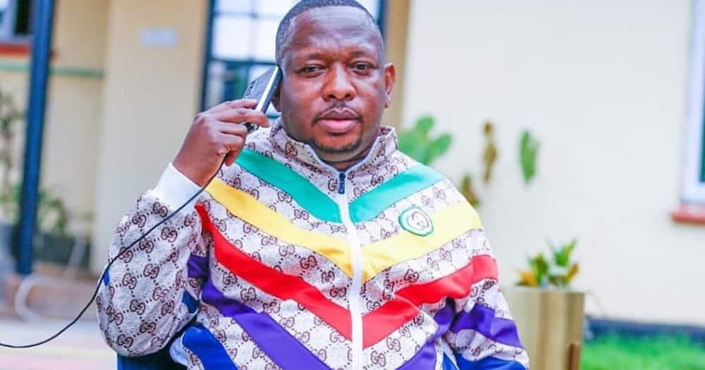 Mike Sonko says he is now a blogger after Uhuru Kenyatta made him jobless
