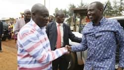 DP Ruto Alaani Vikali Kukamatwa kwa Mbunge wa Mathira Rigathi Gachagua