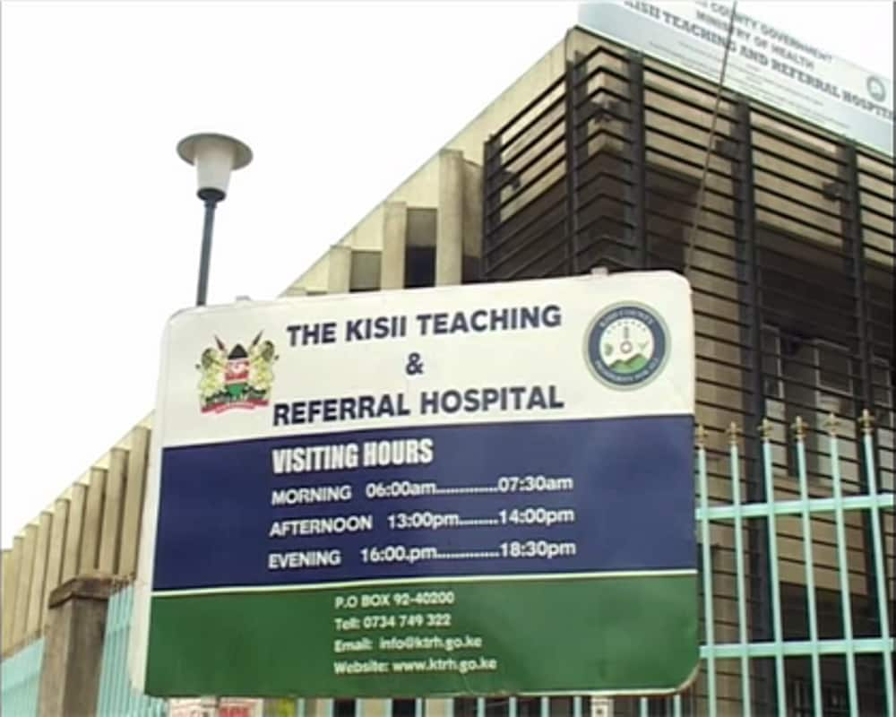 Kisii: Doctor who refused to attend to patient with coronavirus-like symptoms summoned