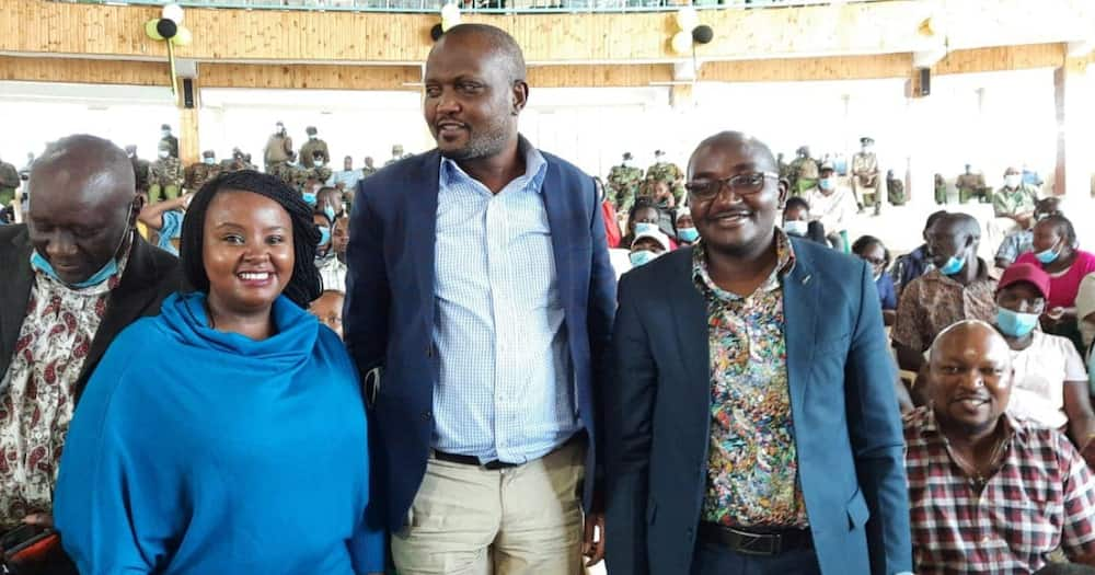 Moses Kuria Discloses He Received Financial Support from Ruto in Juja By-Election