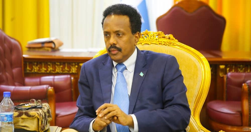 Somalia President Mohamed Farmajo. Photo: Mohamed Farmajo.