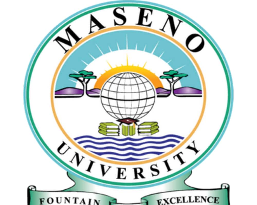 Online courses offered at Maseno University