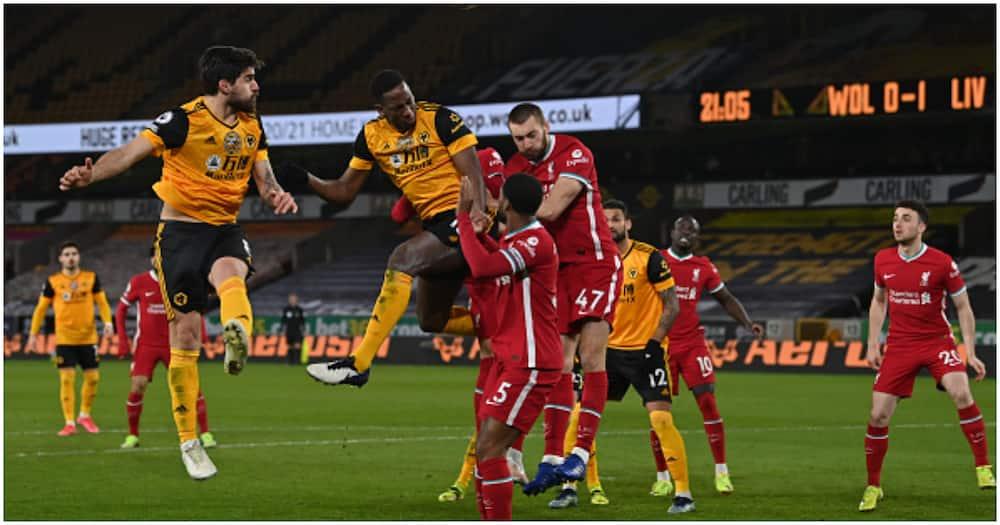 Diogo Jota returns to haunt Wolves as Liverpool stun Nuno Espirito's men to climb to 6th