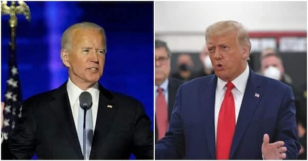 US election: Your administration will be full of corruption - Trump makes huge allegations against Joe Biden