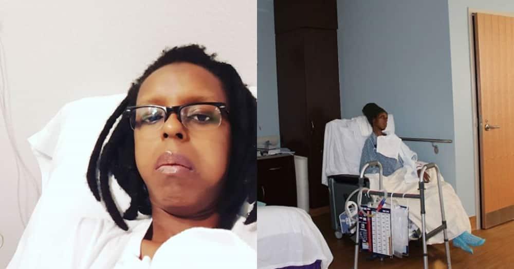 Njambi Koikai makes a radio comeback after six year break due to illness