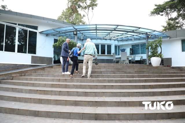 Tob Cohen's Kitusuru residence. Photo: TUKO.co.ke