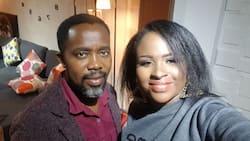 Mercy Masika Complains Husband Has Refused to Dye Black His White Beard