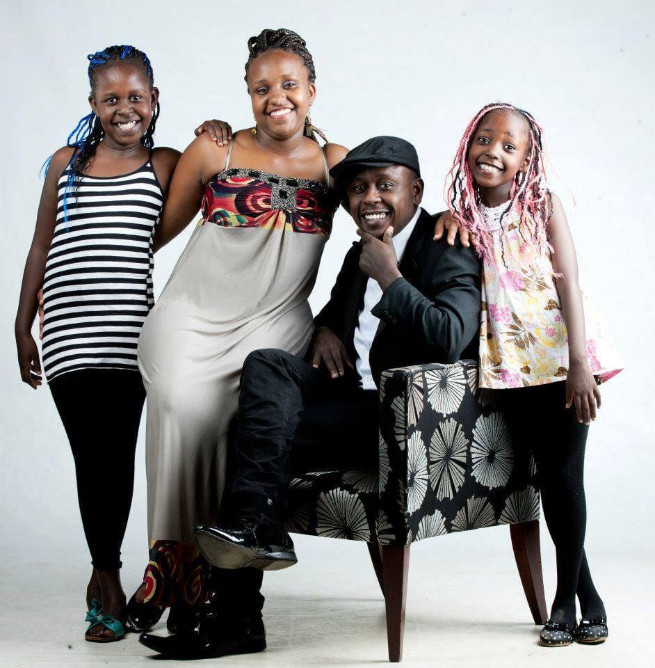 Revered Kenyan rapper Frasha shows off all grown lookalike daughter
