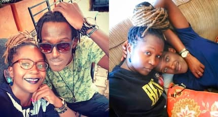 13 photos of comedienne Kansiime and younger lover which prove age is just a number