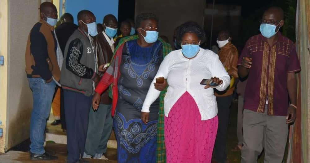 Pay KSh 10M for funeral expenses or allow us bury our husband, Matungu MP's widows tell mistress