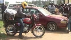 Nakuru Man Gets Stuck with Stolen Items on His Boda Boda