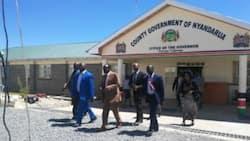 Zogo Lashuhudiwa Katika Bunge la Nyandarua Spika Aliyetimuliwa Alipojaribu Kurejea Afisini