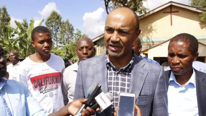 Mt Kenya residents are major shareholders of Kenya, like companies we have more say, Peter Kenneth
