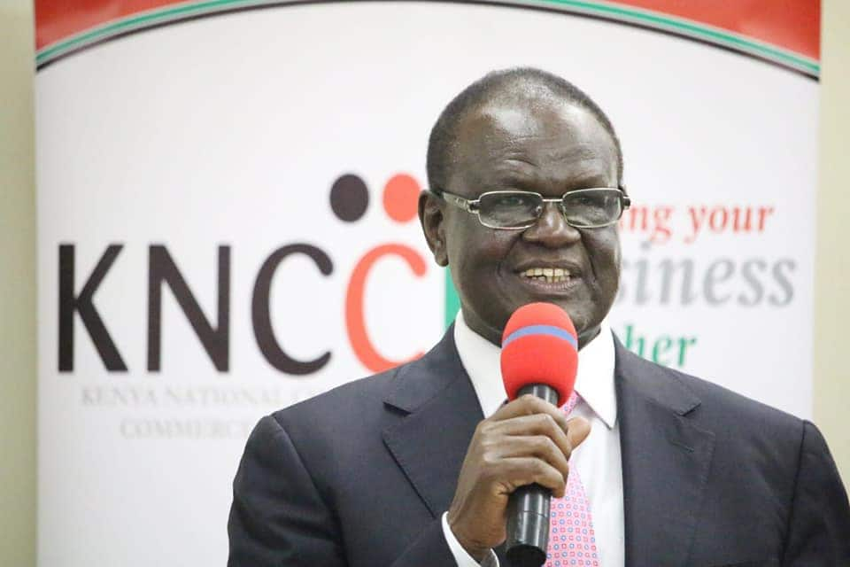 Meru Governor Kiraitu Murungi proposes abolishment of presidential system to end tribalism