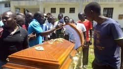 Kisumu: Confusion as strangers dump coffin with body outside hospital