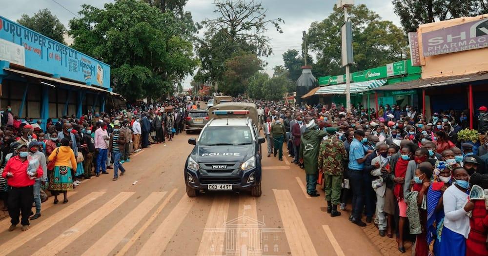 MCA, aliyekuwa afisa katika ODM wanaswa kwa kupanga kuvuruga Mashujaa Dei