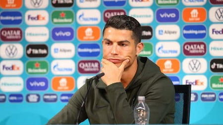 Cristiano Ronaldo Finally Speaks About His Future Amid Links to Man United and PSG
