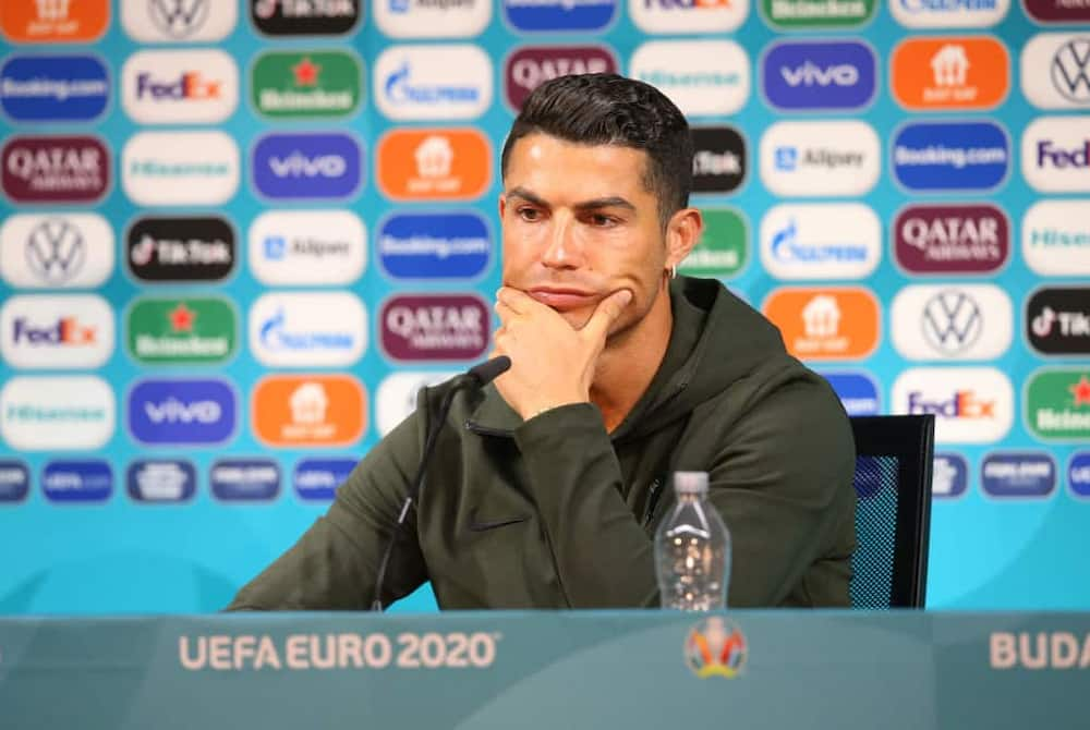 Juventus forward Ronaldo finally opens up on where his future lies amid links to join Man United and PSG