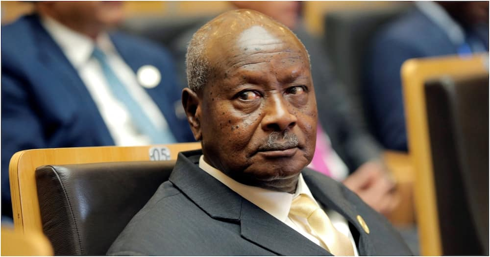 Yoweri Museveni ready for 'handshake' with Bobi Wine after disputed re-election