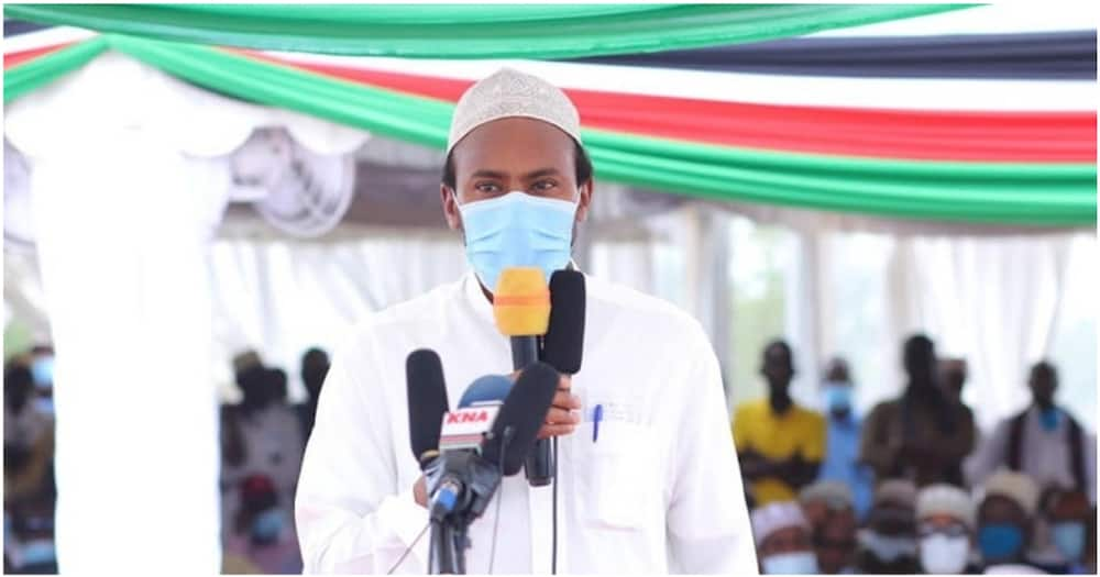 Yusuf Haji's Son Abdul Becomes Garissa Senator-elect After Being Left Alone in Race