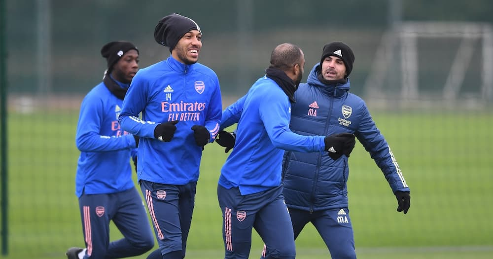 Arteta confirms there was a mole leaking Arsenal's training ground secrets