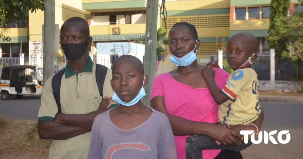 Mombasa: 2 children reunite with jailed mother after journalists pay KSh 50k fine to secure her release