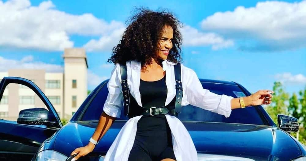 Pierra Makena was to host her Park and Chill event in Meru on Saturday.